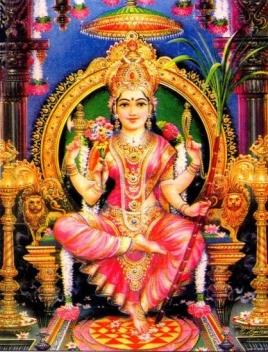 Shri Lalita Ashtothara Namavali - 108 Names of Lalita